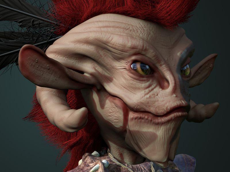 Mystic Gnome by OCPU Digital