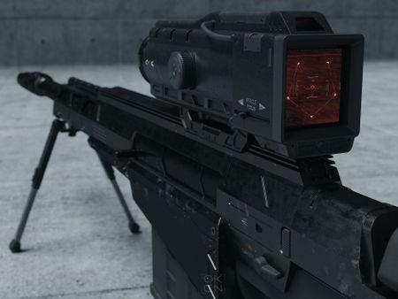 Heavy Metal Sniper