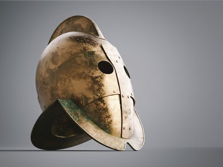 Secutor Gladiator Helmet