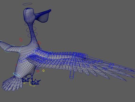 Pelican Wing Demo
