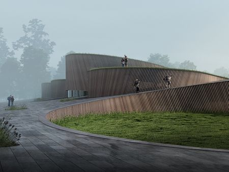 The Human Body Museum by Oliver Andersson