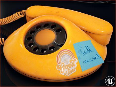 Pancake Phone