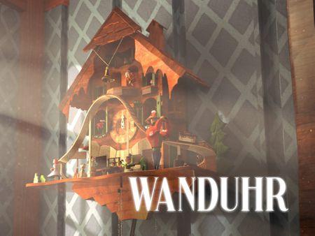 Wanduhr