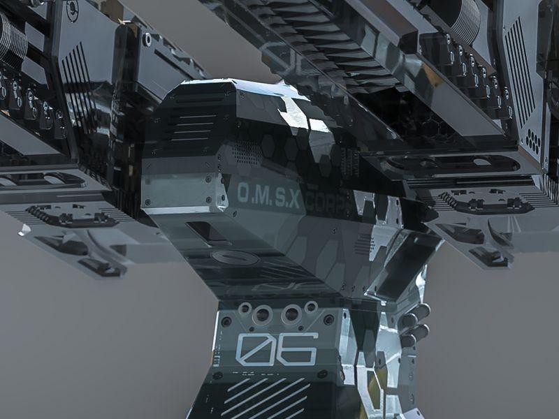 Laser Turret Design
