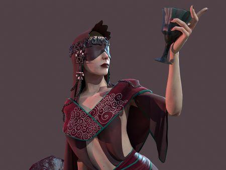 Crimson Maiden