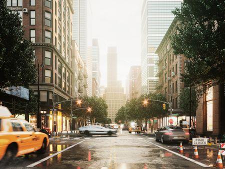 NY - STREETS