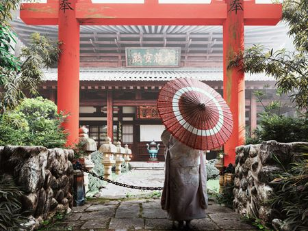 Temple / Hidden Garden