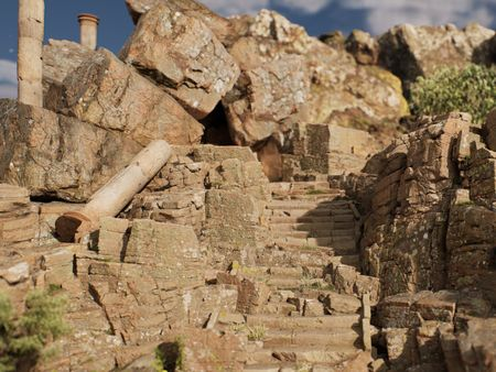 Temple Ruins | Unreal Engine 5