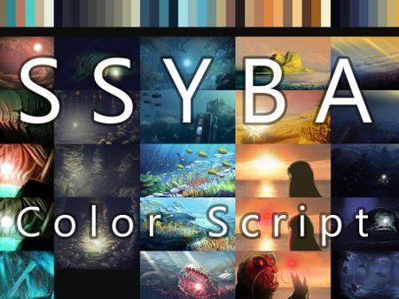 Ssyba Color Script
