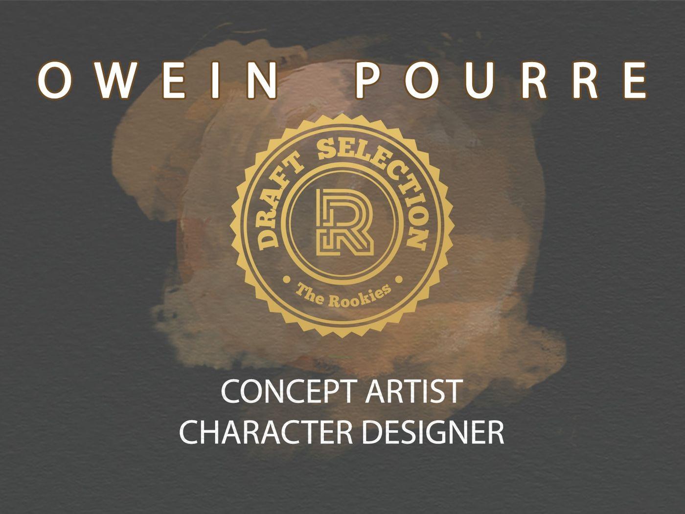 Owein Pourre Concept Art