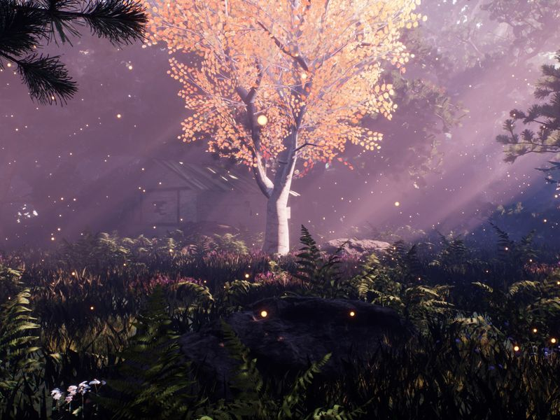 Unreal Engine Forest