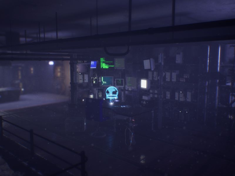 Adam Fenix's Lab - Unreal Engine 4