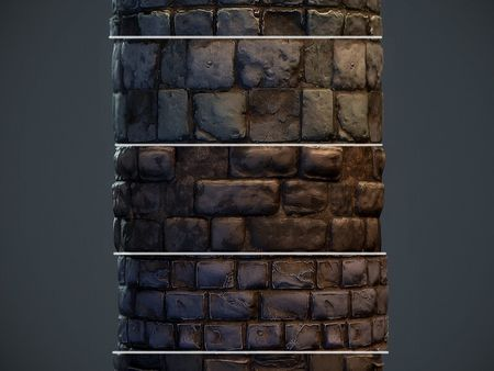 Stylized PBR Materials