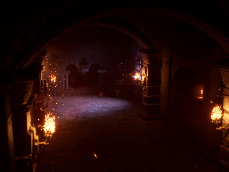 Dungeon - Unreal Enine 4