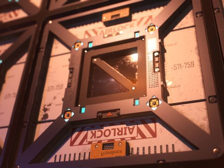 Sci-Fi Airlock