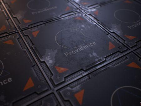 Sci Fi Panel - PBR Material
