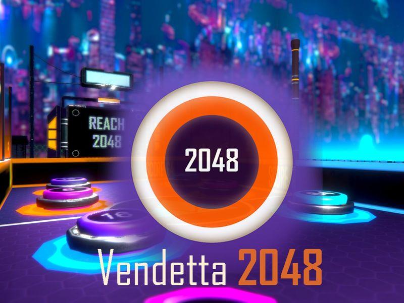 Vendetta 2048 - Showcase