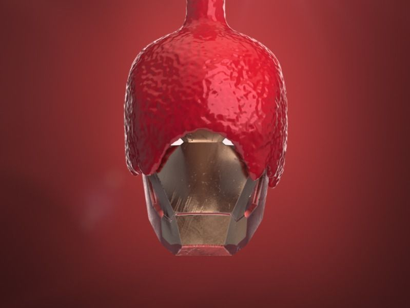 Liquid Drops | Iron Man