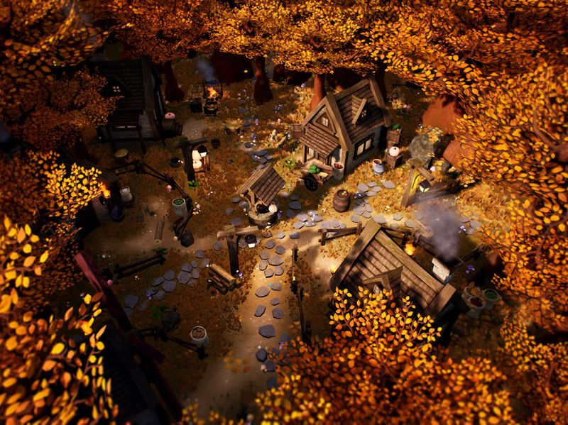 Lighting - Village Pack Autumn