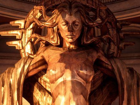 Lighting - Temple of Sun
