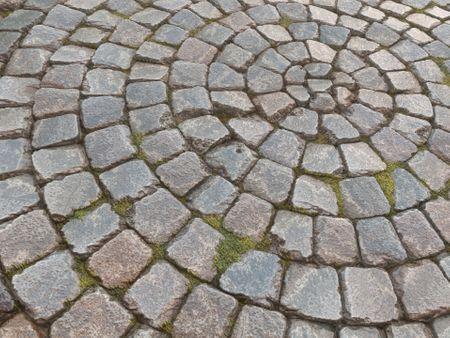 Old Cobbled Pavement - Substance Designer Material