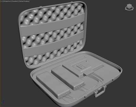 Briefcase Bomb HP WIP