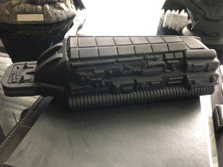 Final 3D Print Predator Gaunlet