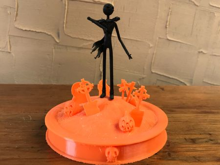 Jack Skellignton 3D Print