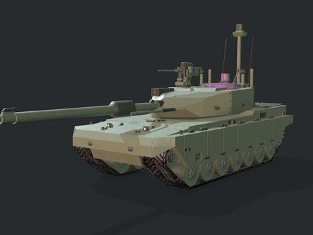MBT Tank