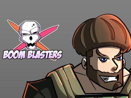 Boom Blasters Character Sheets