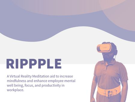 Rippple - the next wave of change
