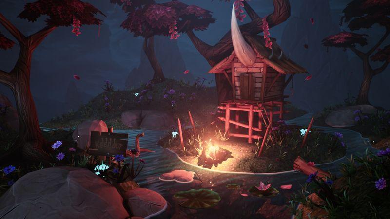 Monster's Hut