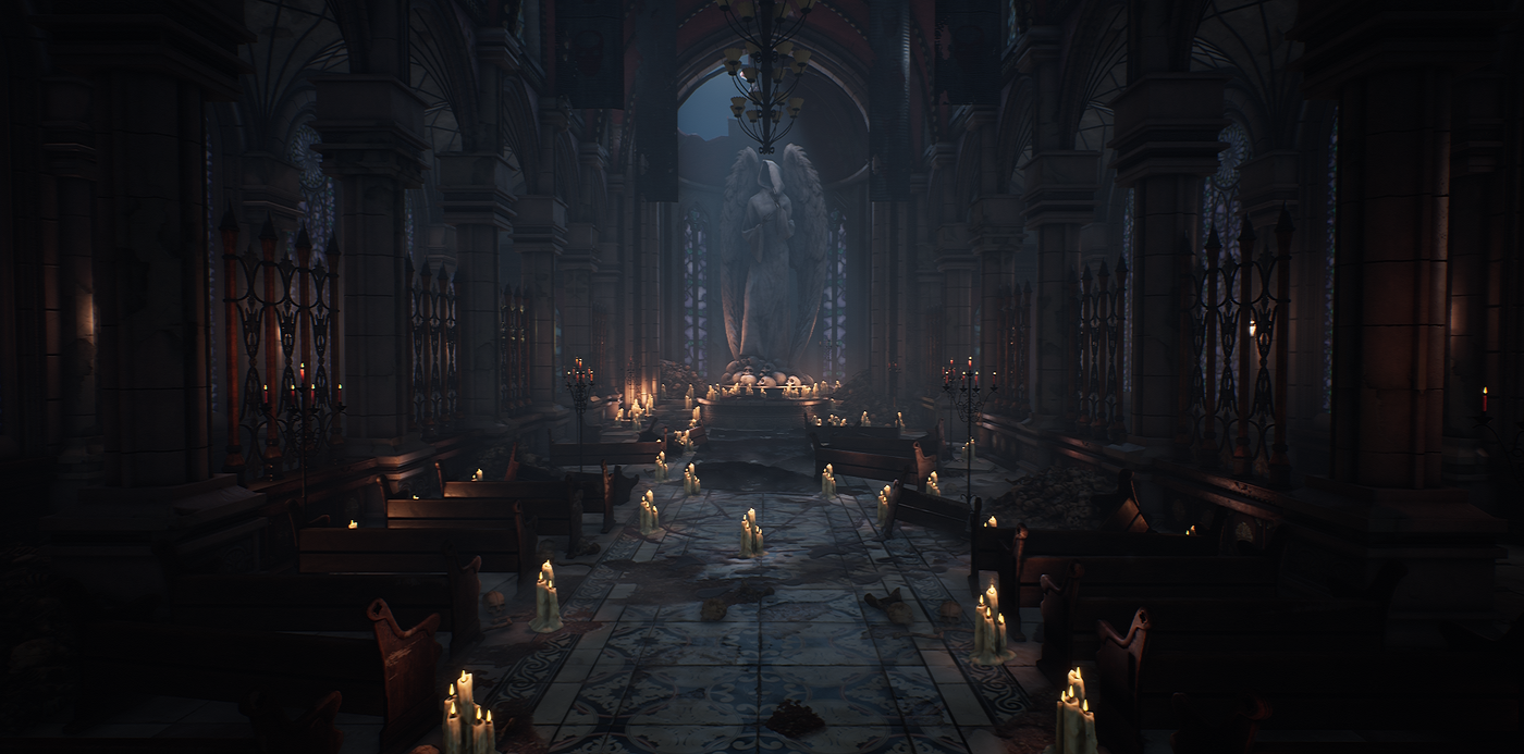 Cathedral of the Dead