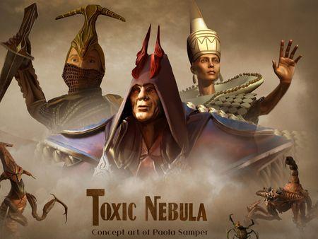 Toxic  Nebula