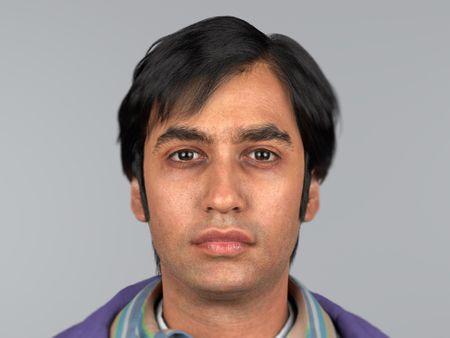 Raj Koothrappali (Big Bang)