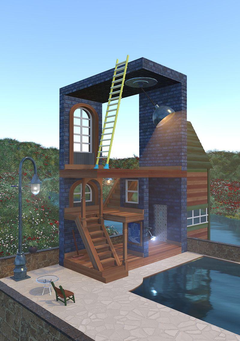 Illusion Tower