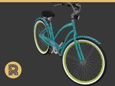 Pascal Schuerman - 3D Bicycle | The Rookies