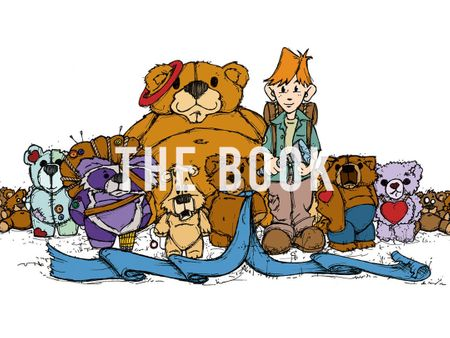 Lair of Forgotten Bears: The Book