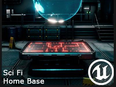 Sci-Fi Home Base