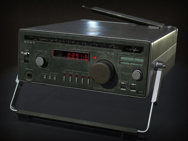 Sony CRF - 1