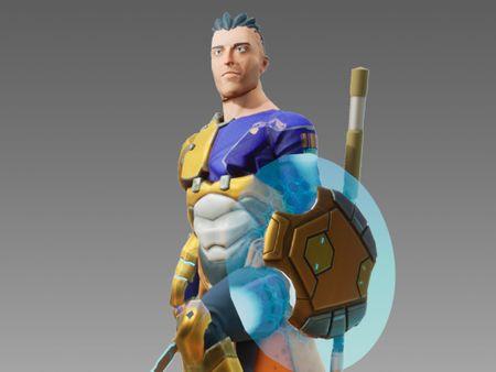 Crixus, Overwatch Fan Character