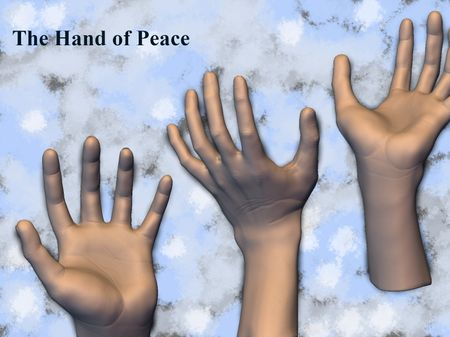 The Hand of Peace