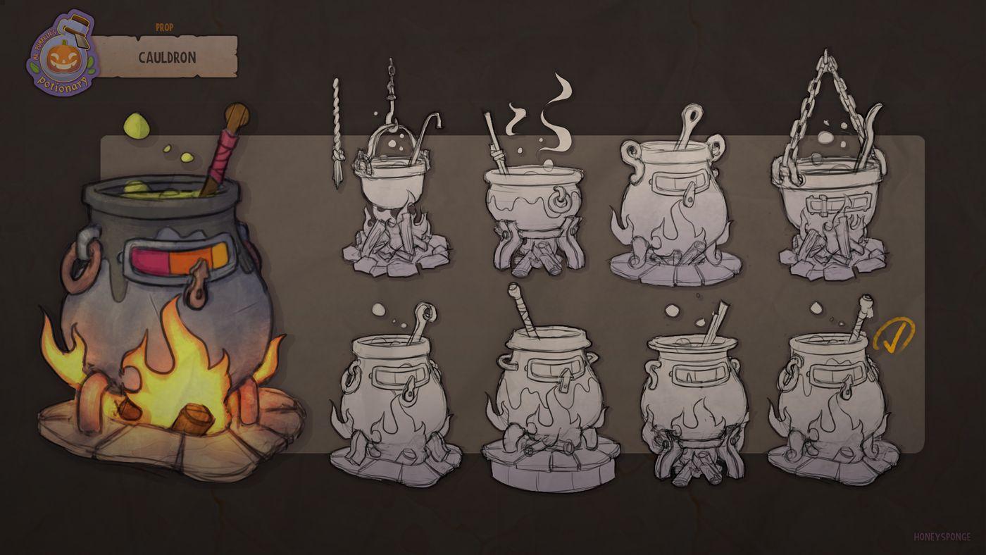 Cauldron Patrickwinkelholz