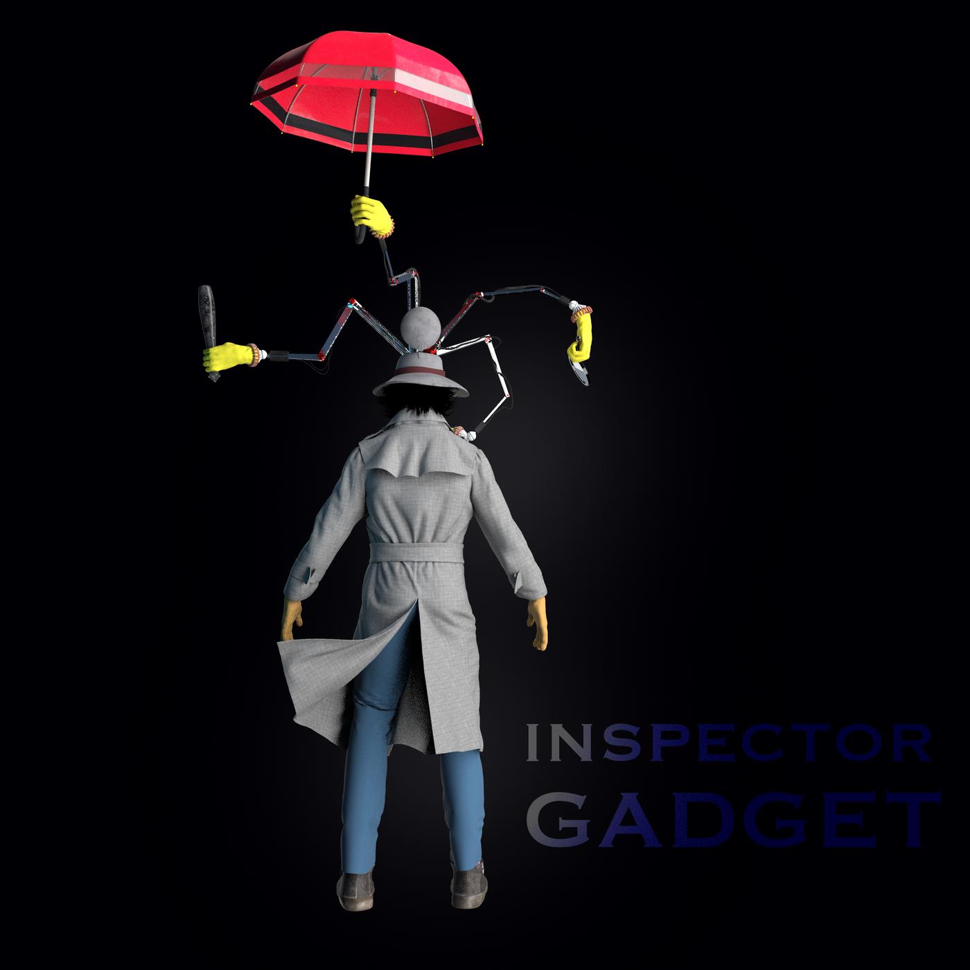 Inspector Gadget 3 Paulgkantinas