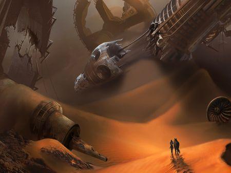 Dead Desert