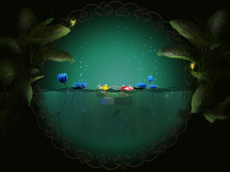 Little pond of Elements