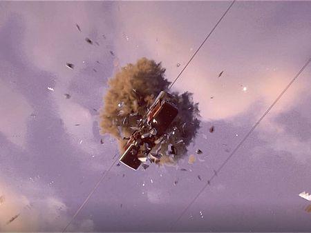 Explosion  FX - Time ( Animation Short Film )
