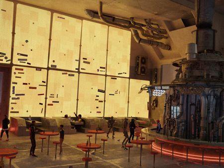 Sci-fi Tavern