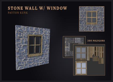 IMS 218 - Tiled Walls