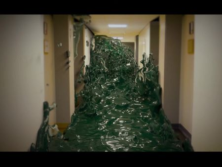 Kubrick Flood VFX 2019